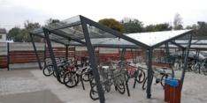 Wiata rowerowa HOL