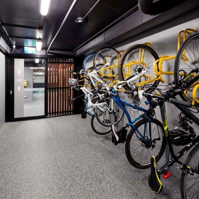 rowerownie parkingi rowerowe